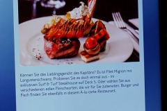 MEIN SCHIFF 6 - Surf and Turf
