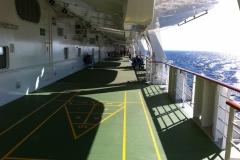 AIDAmar Deck 5 - Promenadendeck