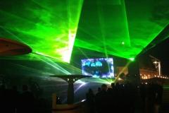 AIDAmar Lasershow