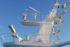 AIDAmar Mast