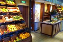 AIDAmar Marktrestaurant