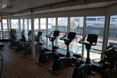 Albatros - Fitness-Center - Veranda