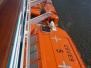 Amadea - Rettungsboote