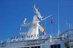 BLACK WATCH - Mast