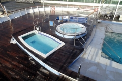 BLACK WATCH - Swimmingpool Area