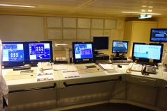 Celebrity Constellation - Engine Control Room