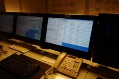 Celebrity Constellation - Engine Control Room