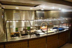 Celebrity Constellation - Oceanview Cafe and Grill