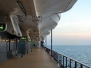 Celebrity Constellation - Promenadendeck