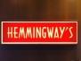 COLUMBUS - Hemmingway's