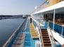 Costa Pacifica - Pools und Sonnendecks