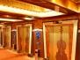Costa Pacifica - Treppenhäuser und Aufzüge