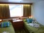 Ocean Majesty - Kabine D68 Außenkabine Komfort Plus hinten