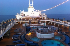 Mein Schiff 2 Pooldeck