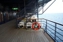 Mein Schiff 2 Promenadendeck