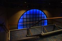 Mein Schiff 2 Treppenhaus