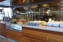 Mein Schiff 5 - Bosporus Snackbar