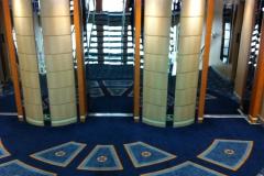 MSC Armonia Aufzug