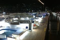 MSC Armonia Deck 11 Acquamarina