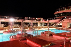 MSC MERAVIGLIA - Atmosphere Pool
