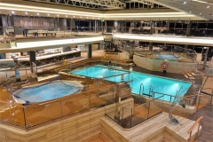 MSC MERAVIGLIA - Bamboo Pool