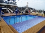 MSC MERAVIGLIA - Horizon Pool & Amphitheatre