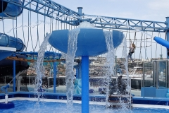 MSC MERAVIGLIA - Polar Aqua Park