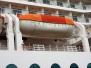 MSC Musica - Rettungsboote