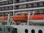 MSC Splendida - Boote