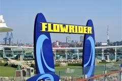 NAVIGATOR OF THE SEAS - Flowrider