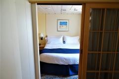 NAVIGATOR OF THE SEAS - Kabine 9694 - großes Schlafzimmer