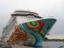 NORWEGIAN GETAWAY - Das Schiff