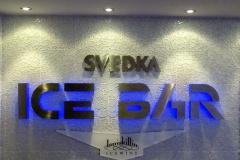 NORWEGIAN GETAWAY - Svedka Ice Bar