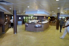 NORWEGIAN JADE - Garden Cafe