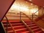 NORWEGIAN STAR - Treppenhäuser und Aufzüge
