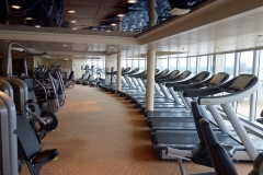 QUEEN ELIZABETH - Fitness Centre