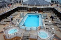 QUEEN ELIZABETH - Pavillon Pool