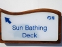 ROYAL PRINCESS - Sun Bathing Deck