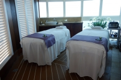 ROYAL PRINCESS - The Sanctuary - Spa Cabana